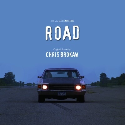 Cover CHRIS BROKAW, road (ost)