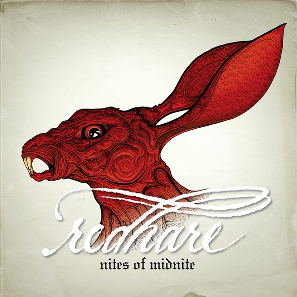 Cover RED HARE, nites of midnite