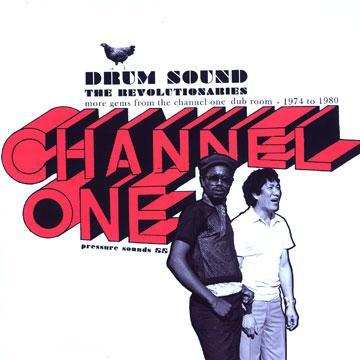 Cover REVOLUTIONARIES, drum sound - more gems from channel one