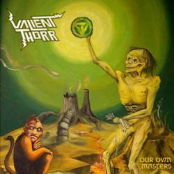 Cover VALIENT THORR, our own masters