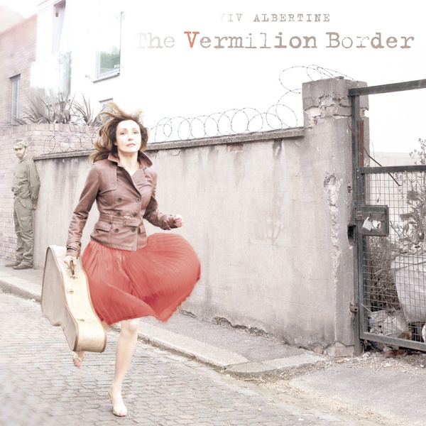 VIV ALBERTINE, vermillion border cover