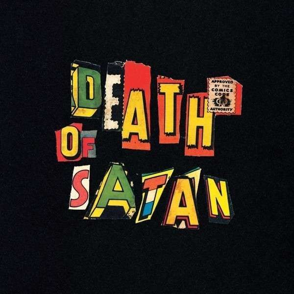Cover DANNY & THE NIGHTMARES, death of satan
