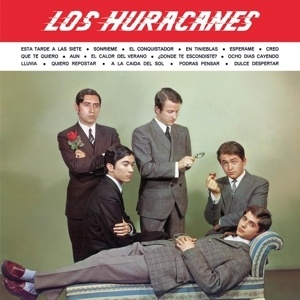 Cover LOS HURACANES, s/t