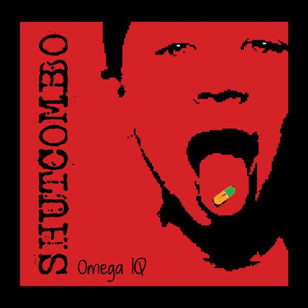 SHUTCOMBO, omega iq cover