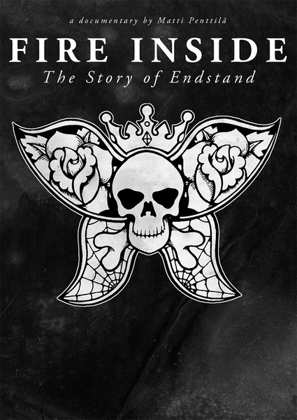 Cover ENDSTAND, fire inside: the story of endstand