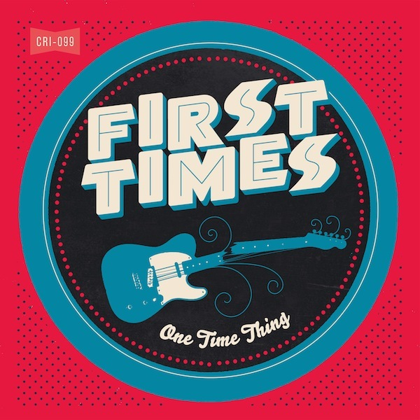 Cover FIRST TIMES, one time thing