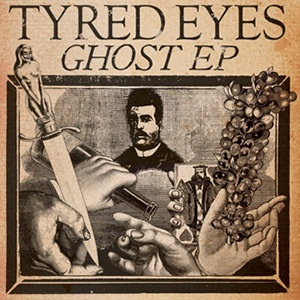 TYRED EYES, ghost cover