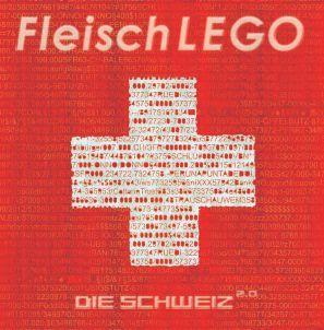 FLEISCHLEGO, die schweiz 2.0 cover