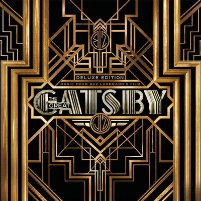 Cover O.S.T., the great gatsby