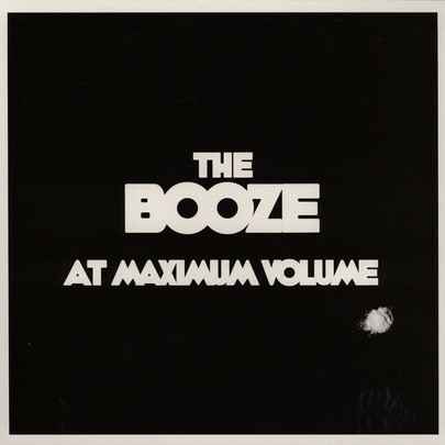Cover BOOZE, at maximum volume