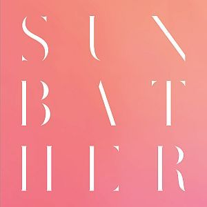 Cover DEAFHEAVEN, sunbather