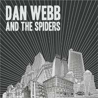 Cover DAN WEBB & THE SPIDERS / IRISH HANDCUFFS, quiet houses / derail