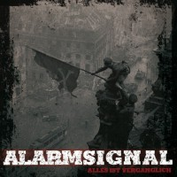 Cover ALARMSIGNAL, alles ist vergänglich