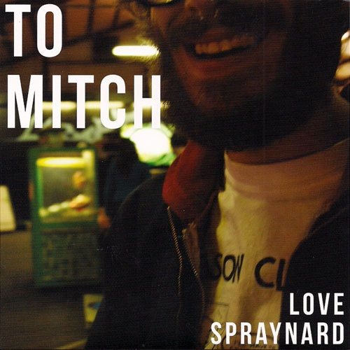 Cover SPRAYNARD, to mitch