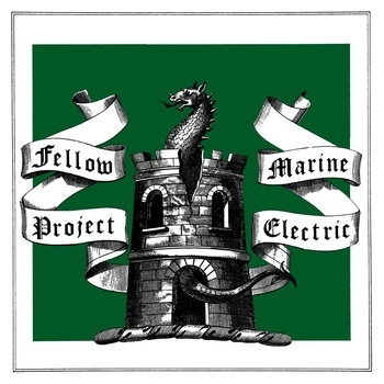 FELLOW PROJECT / THE MARINE ELECTRIC, split cover