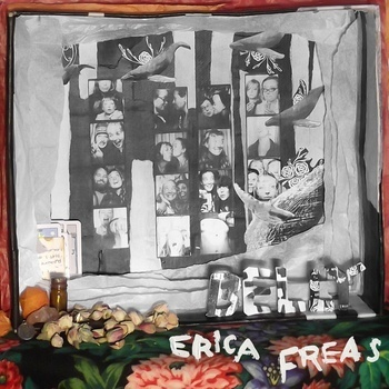Cover ERICA FREAS, belly
