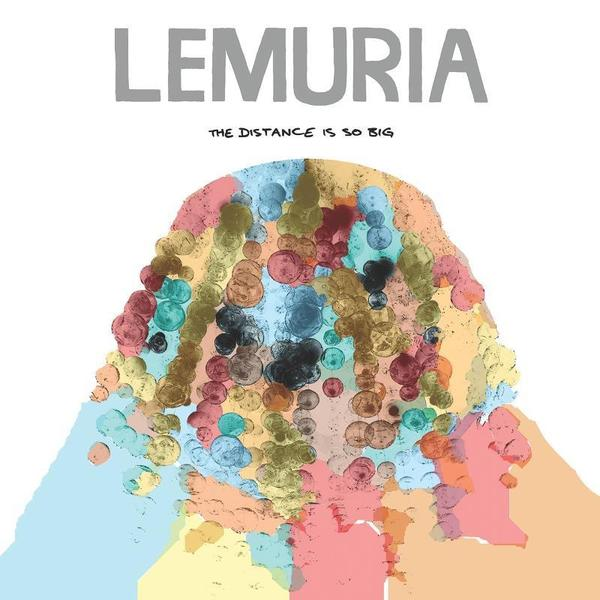 Cover LEMURIA, the distance is so big