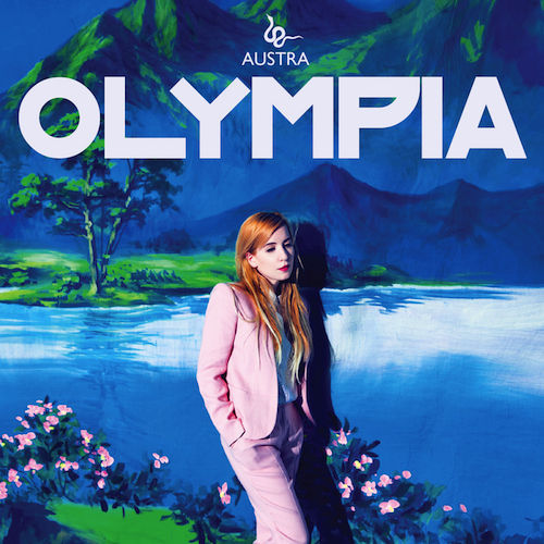 Cover AUSTRA, olympia