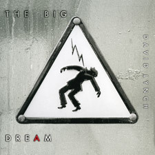 DAVID LYNCH, the big dream cover