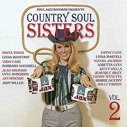 V/A, country soul sisters 2 (1956-1979) cover