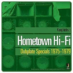 KING TUBBY, hometown hi-fi / dubplate specials 1975-1979 cover