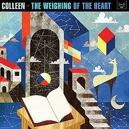 Cover COLLEEN, the weighing of the heart