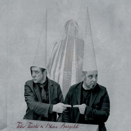 Cover TEHO TEARDO & BLIXA BARGELD, still smiling
