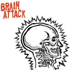 Cover BRAIN ATTACK, s/t