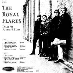 Cover ROYAL FLARES, tales of sound & fury