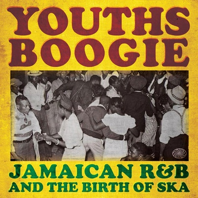 Cover V/A, youths boogie