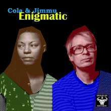 Cover COLA & JIMMU, enigmatic