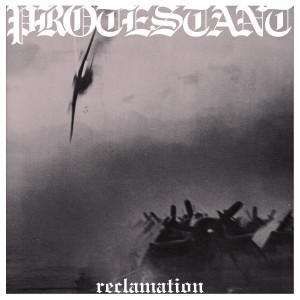 Cover PROTESTANT, reclamation