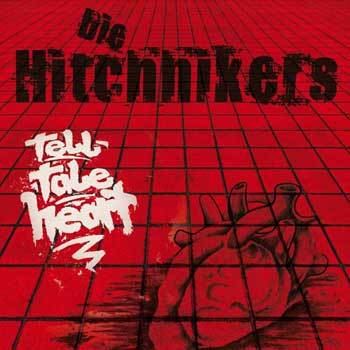 HITCHHIKERS, tell-tale heart cover