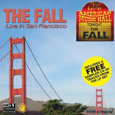 Cover FALL, live in san francisco