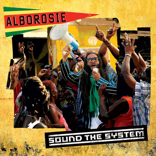Cover ALBOROSIE, sound the system