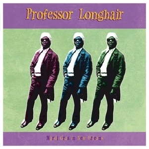 Cover PROFESSOR LONGHAIR, mardi grass in new orleans