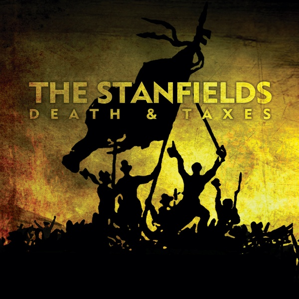 Cover STANFIELDS, death & taxes