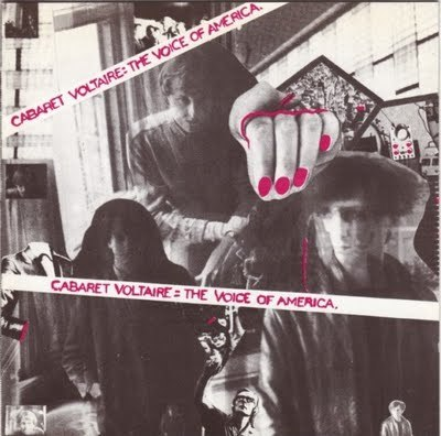 Cover CABARET VOLTAIRE, voice of america