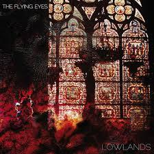 FLYING EYES, lowlands cover