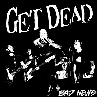 Cover GET DEAD, bad news