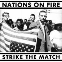 NATIONS ON FIRE, strike the match cover