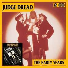 Cover JUDGE DREAD, early years