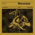 BARONESS, live at maida vale cover