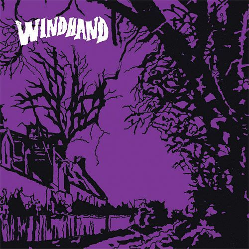 Cover WINDHAND, s/t