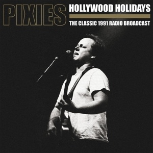 Cover PIXIES, hollywood holidays