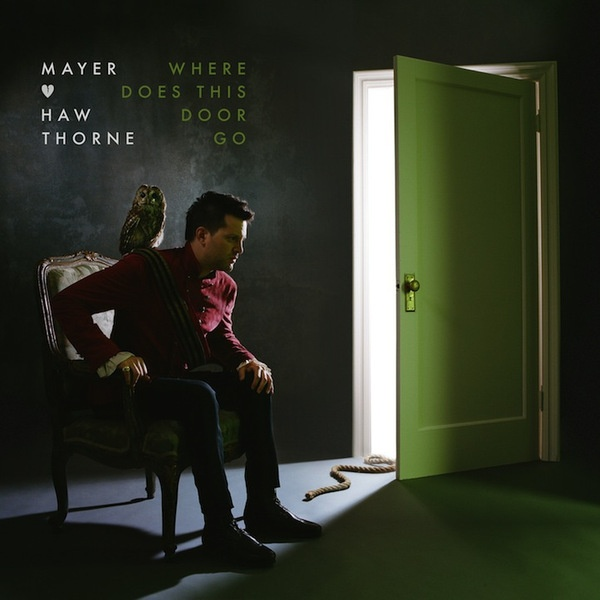 Cover MAYER HAWTHORNE, where does this door go