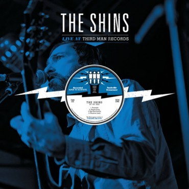 Cover SHINS, third man live 10-8-2012