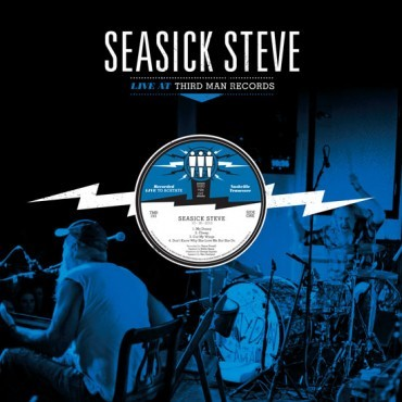 Cover SEASICK STEVE, third man live 10-26-2012