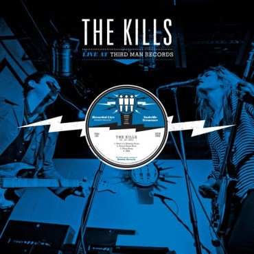 KILLS, third man live 10-10-2012 cover