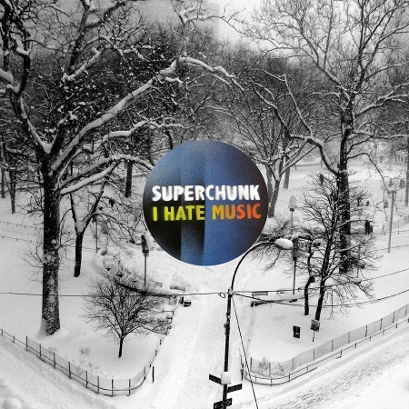 Cover SUPERCHUNK, i hate music